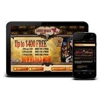 Lucky Creek Casino mobile