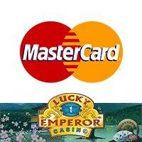Lucky Emperor Casino Mastercard