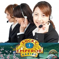 Lucky Emperor Casino Support