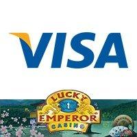 Lucky Emperor Casino Visa