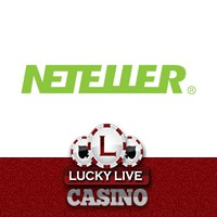 Lucky Live Casino Neteller