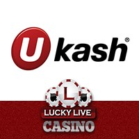 Lucky Live Casino Ukash