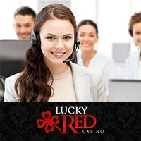 Lucky Red Casino Support