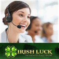 Irish Luck Casino Support