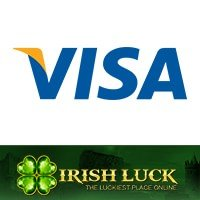 Irish Luck Casino Visa