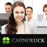 CasinoLuck Support