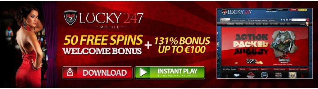 lucky247 casino bonus
