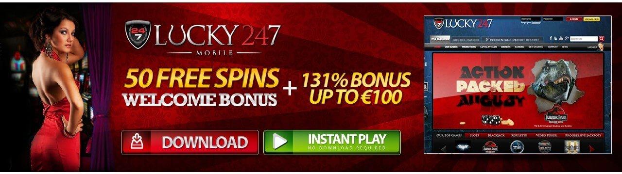 Play Lucky247 Casino
