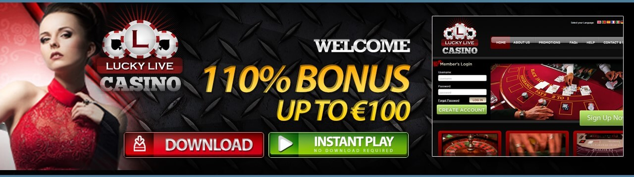 Play LuckyLive Casino