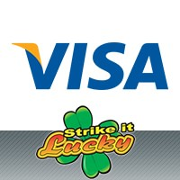 Strike It Lucky Casino Visa
