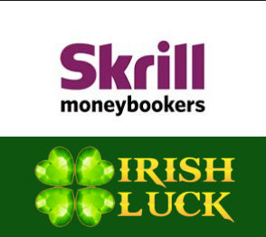 Irish Luck casino Skrill