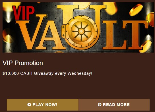 luckycreek VIP promotions