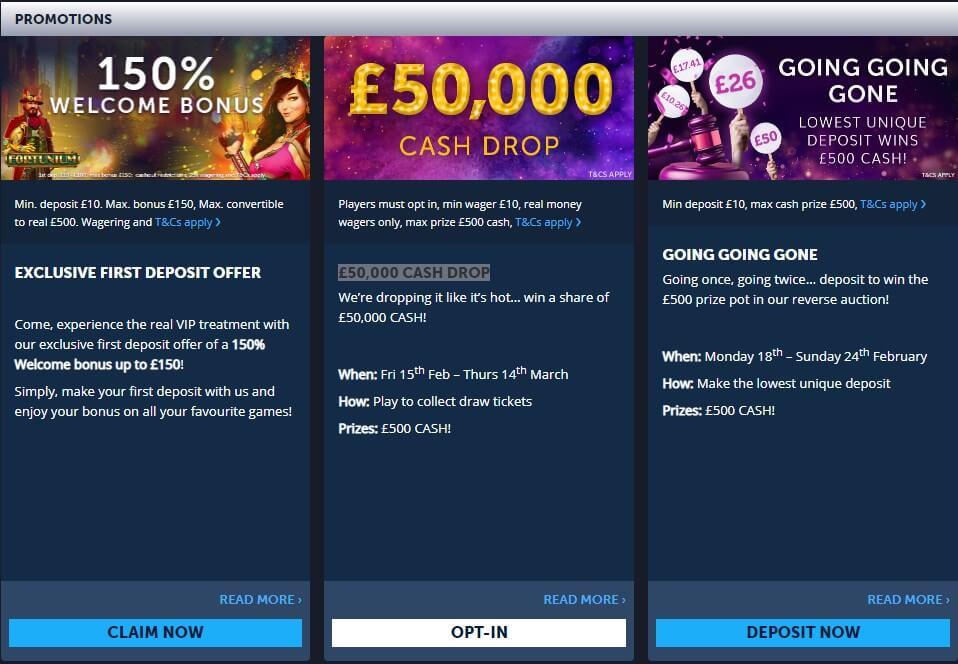 luckyvip casino bonus