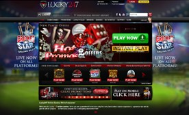 Lucky247 Casino – Start Your Luckiest Gaming Experience