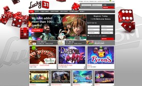 Lucky31 Casino  – A Place where you can Get Lucky