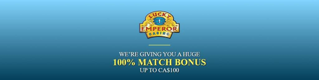 Lucky emperor casino no deposit bonus