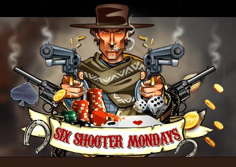 Six Shooter Mondays