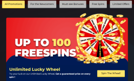Lucky Luke Casino – Get Awesome Lucky Spins!